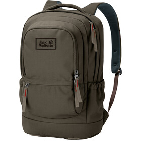 Jack Wolfskin Road Kid 20 Pack Barn granite